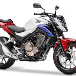 Financiamento Honda CB 500F