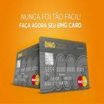 Cartão de Crédito Banco BMG