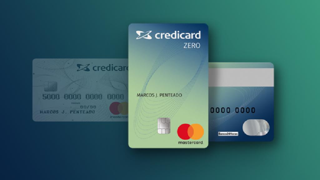 Cartão de Credito Credicard Zero – Solicite Online