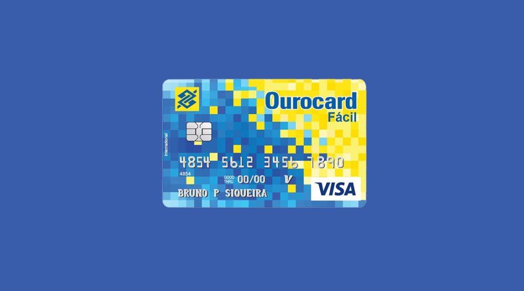Peça seu cartão de crédito Ourocard online.