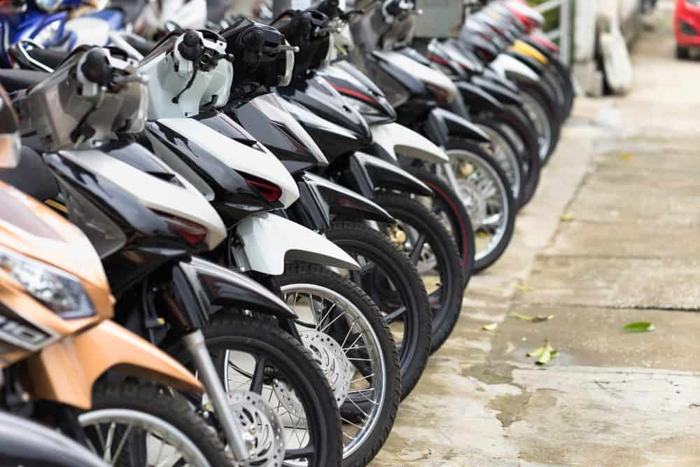 Leilão de Motos Recuperadas de Financiamento, Fique por Dentro