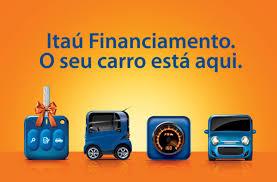 Simulação Financiamento Veículos com Itaú