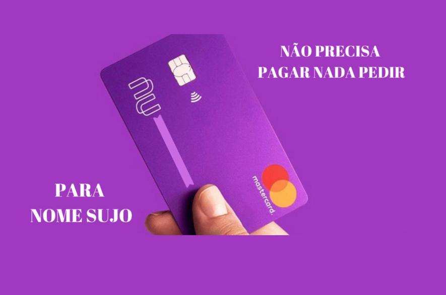 Cartão de crédito Nubank, Solicite até 2 Cartões